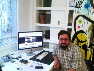 Entrevista a Daniel Lisbona